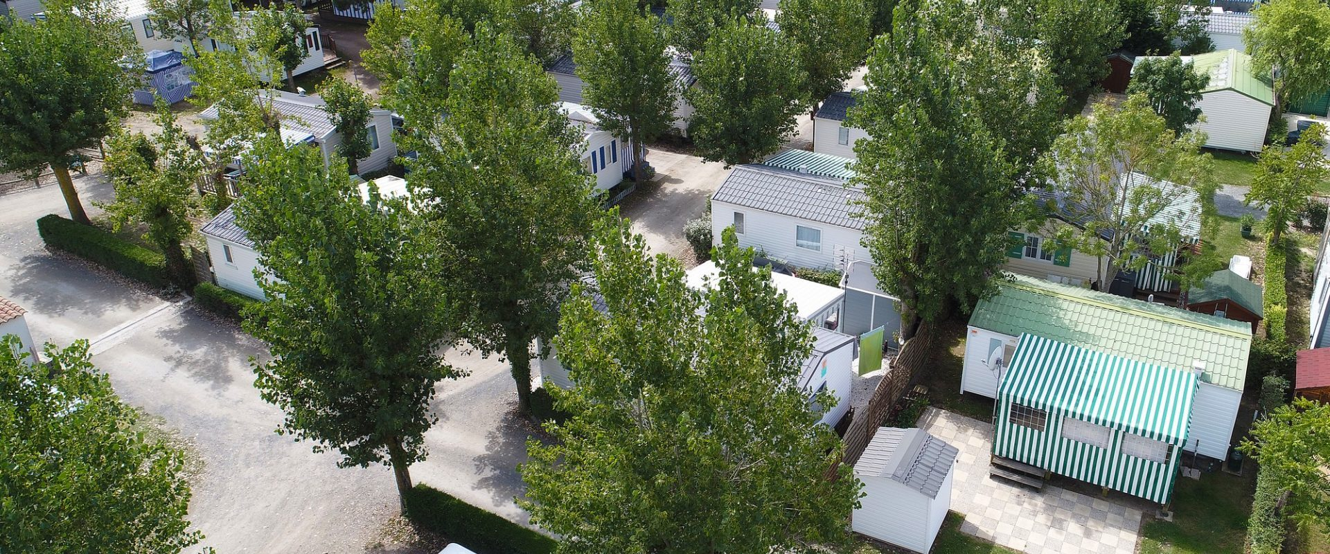 vue hauteur camping saint gilles croix de vie