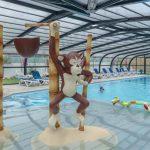 piscine petit bassin domaine oyat camping vendée
