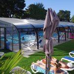 piscine chauffée domaine oyat camping vendée
