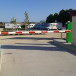 Aire de camping-car en Vendée