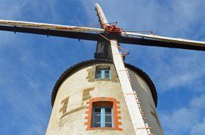 Le Moulin de Raire à Sallertaine