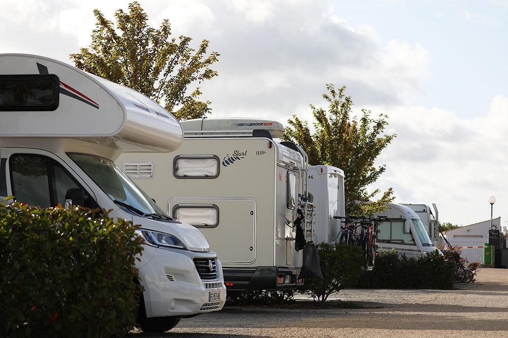 aire de camping-car Vendée près de Saint-Gilles-Croix-de-Vie