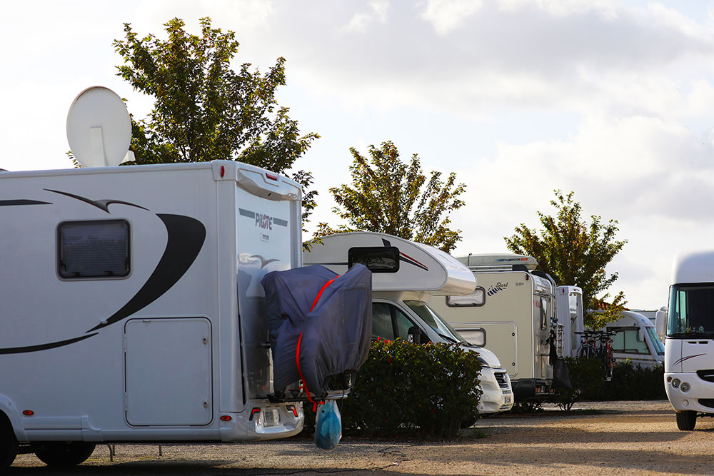 aire de camping-car Vendée