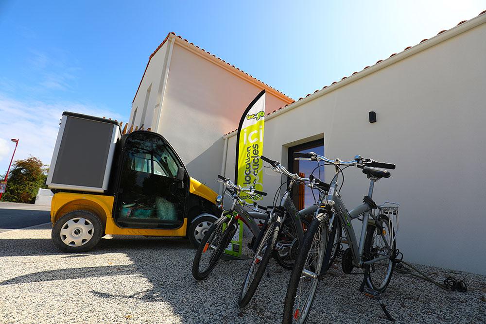 vélos camping saint-gilles-croix-de-vie