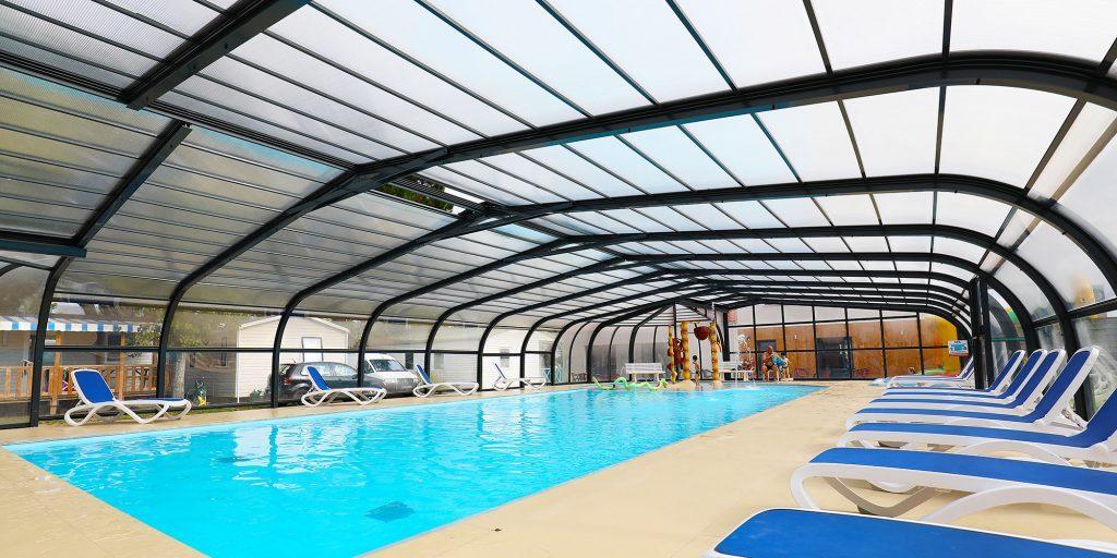 piscine du camping Notre Dame de Riez