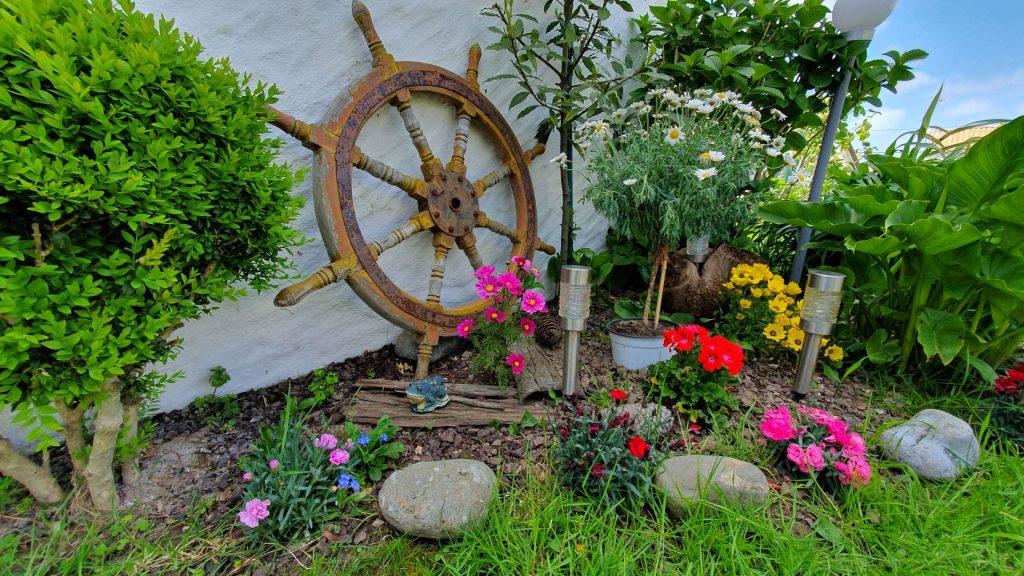 jardin vendée camping oyat