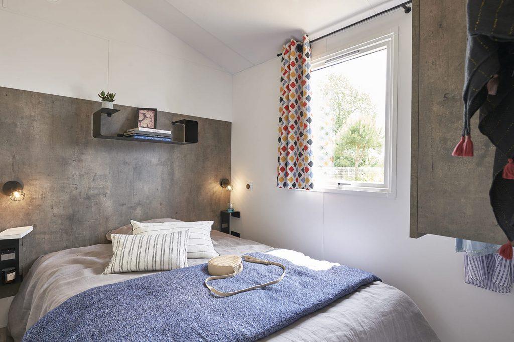 Chambre au camping à proximité de Notre-Dame-de-Riez