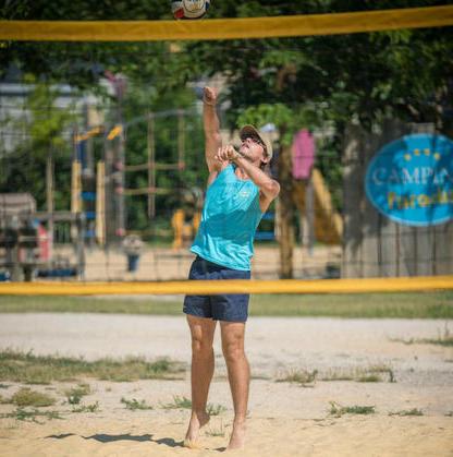 volley camping Saint Gilles Croix de Vie